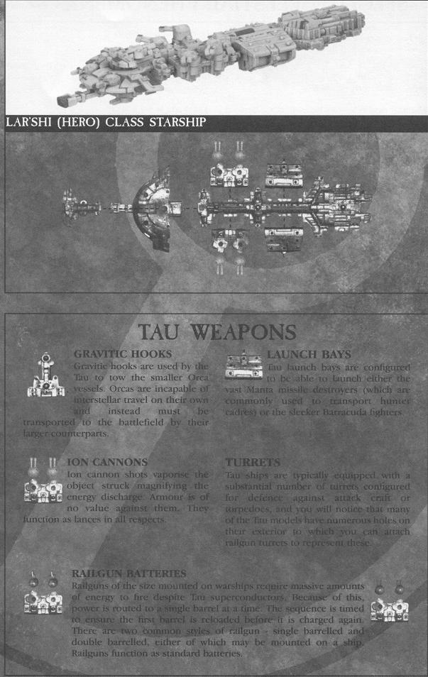 Besoin de photo de vaisseaux Tau2