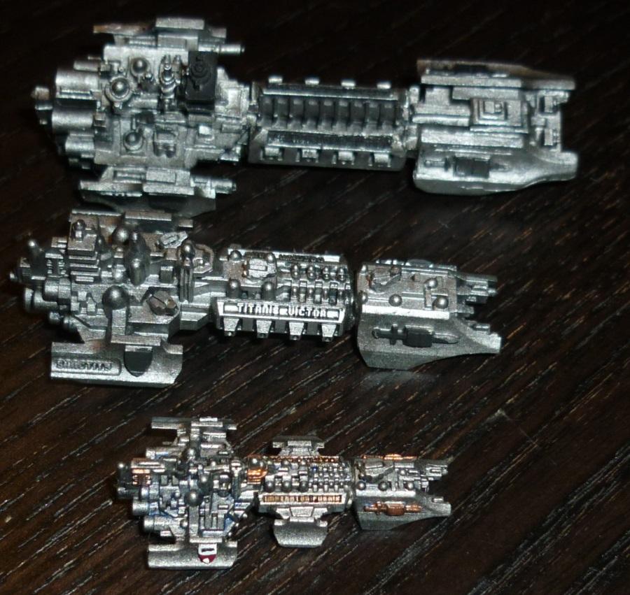 Battlefleet Kafeinus - De la 3D dans le hobby - Page 4 Comparisason