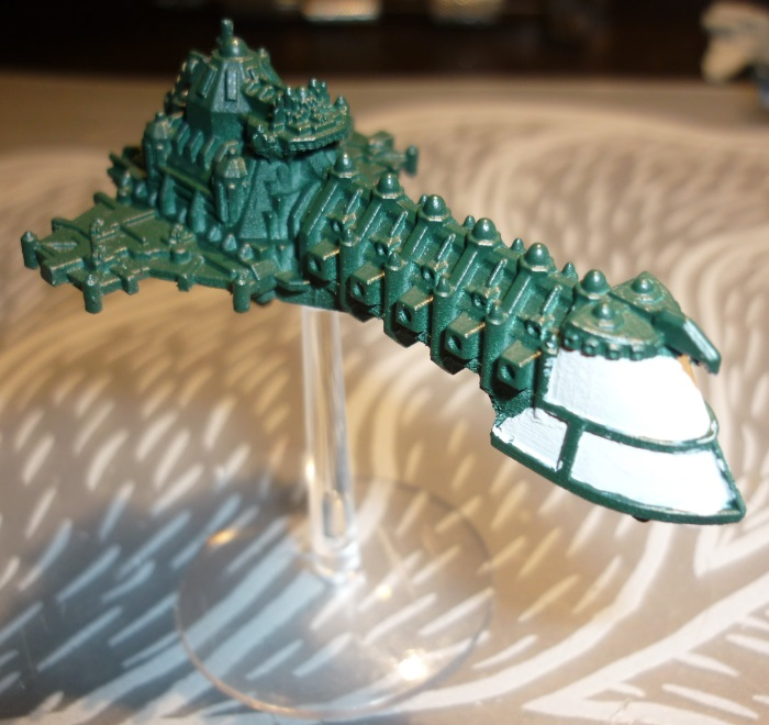 Battlefleet Kafeinus - De la 3D dans le hobby - Page 3 0_Remora