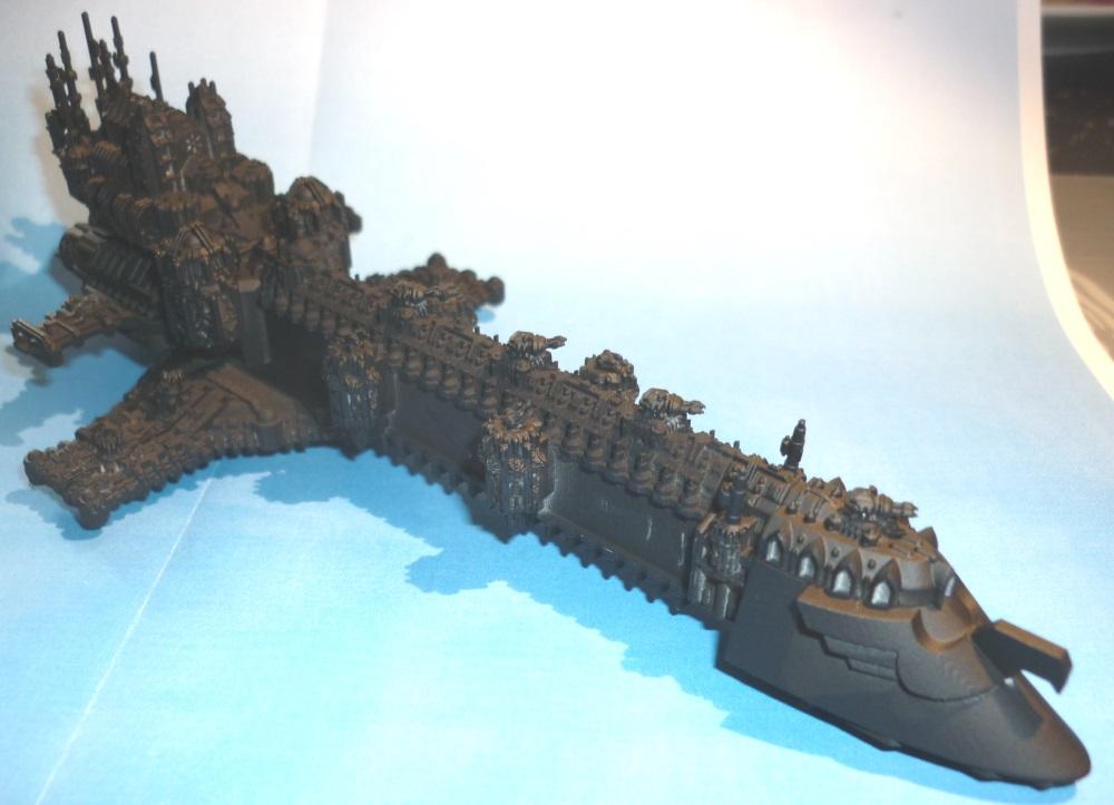 Battlefleet Kafeinus - De la 3D dans le hobby - Page 2 KD_BSHP_Proto_Assembled