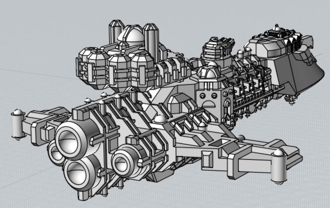 Battlefleet Kafeinus - De la 3D dans le hobby - Page 5 KD_S_02